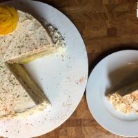 Mango con Chile y Limon Cake